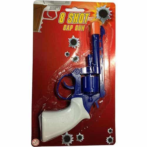 Henbrandt 8 Ring Shot Cap Gun