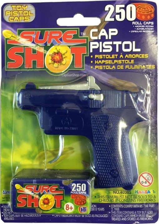 Sure Shot Mini Cap Gun Paper Roll