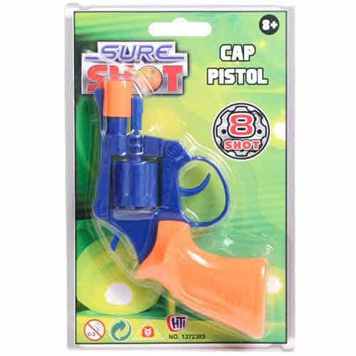 SureShot 8 Ring Shot Cap Gun