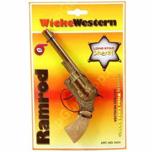 Wicke Ramrod 100 shot cap gun