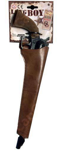 Edison Giocattoli Long Boy 8 Ring Cap Gun