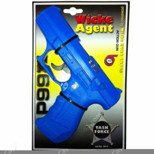 Wicke P99 James Bond Style 100 shot cap gun