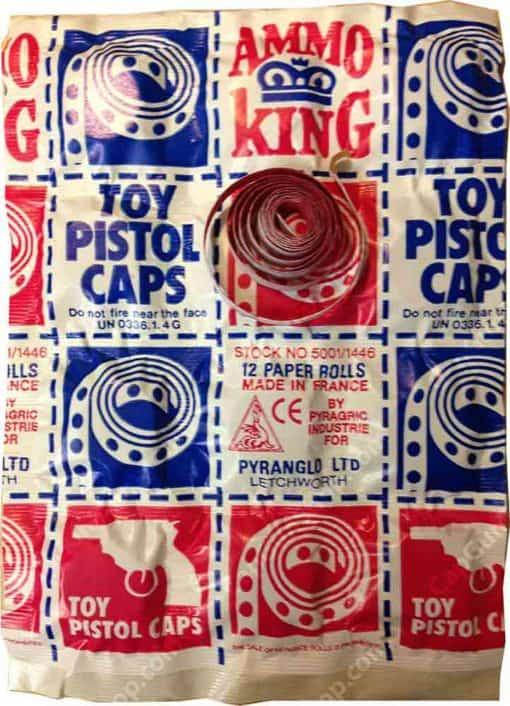 AmmoKing 100 shot Paper Roll Caps