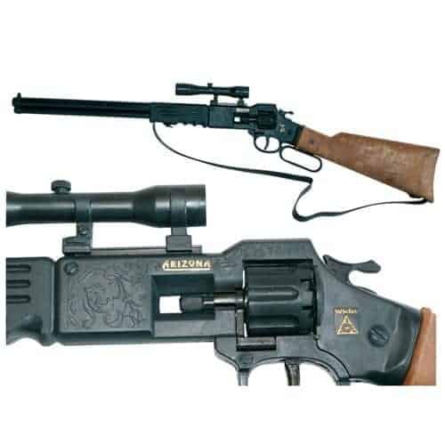 Arizona 8 shot cap rifle