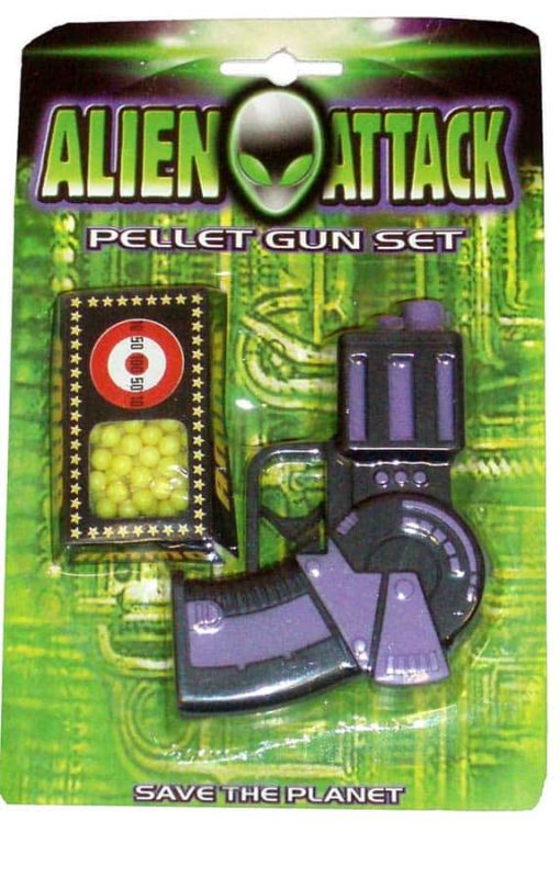 Alien Attack BB Gun