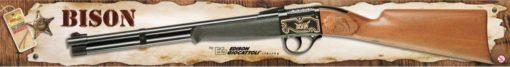 Edison Giocattoli Bison Strip Cap Gun Rifle