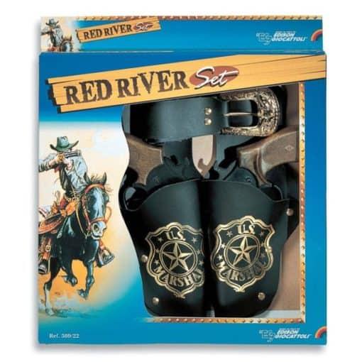 Edison Giocattoli Red River Box Set