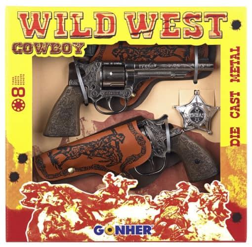 wildwestgonher2gunset